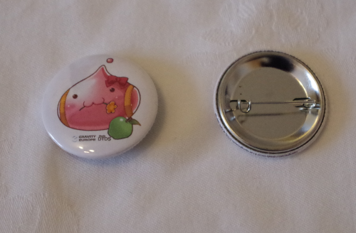 "Button ""Poring"" 37mm"