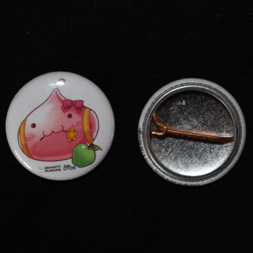"Button ""Poring"" 25mm"