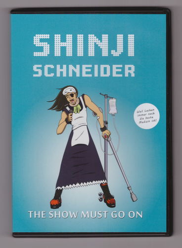 Shinji Schneider - The Show must go on (Deutsch)