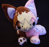 Neo the Neapolitan Kitsune (plush)